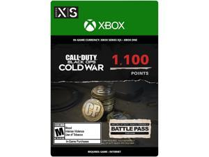Call of Duty: Black Ops Cold War - 1,100 Points Xbox Series X | S / Xbox One [Digital Code]