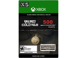 Call of Duty: Black Ops Cold War - 500 Points Xbox Series X | S / Xbox One [Digital Code]