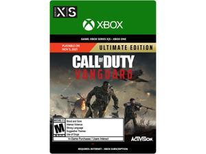 Call of Duty: Vanguard - Ultimate Edition Xbox Series X | S / Xbox One [Digital Code]