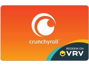 Crunchyroll $60 Gift Card (Email Delivery)