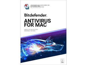 Bitdefender Antivirus for Mac - 1 Year / 3PCs - Download