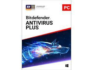 Bitdefender Antivirus Plus 2020 - 1 PC / 1 Year