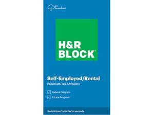 H&R BLOCK Tax Software Premium 2020 Windows - Download