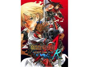 GUILTY GEAR XX ACCENT CORE PLUS R [Online Game Code]