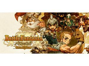 Battle Fantasia: Revised Edition [Online Game Code]