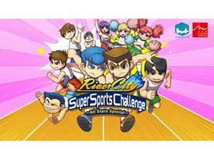 River City Super Sports Challenge: All Stars Special [Online Game Code]