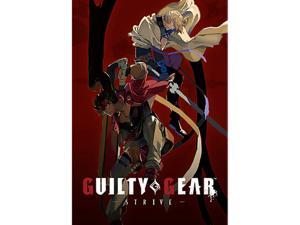 GUILTY GEAR -STRIVE- Deluxe Edition for PC [Steam Online Game Code]