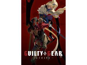 GUILTY GEAR -STRIVE- for PC [Steam Online Game Code]
