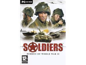 Soldiers: Heroes of World War II [Online Game Code]