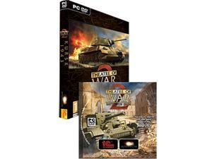 Theatre of War 2: Kursk 1943 + Battle for Caen [Online Game Code]