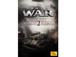 Men of War: Assault Squad 2 - Iron Fist DLC  [Online Game Code]