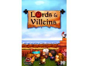 Lords and Villeins  [Online Game Code]