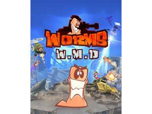 Worms W.M.D [Online Game Code]