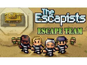 The Escapists - Escape Team [Online Game Code]