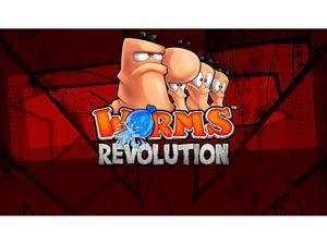 Worms Revolution [Online Game Code]