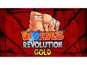 Worms Revolution Gold [Online Game Code]