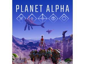 PLANET ALPHA [Online Game Code]