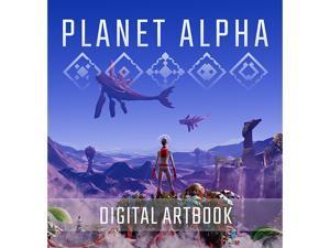 PLANET ALPHA - Digital Artbook [Online Game Code]