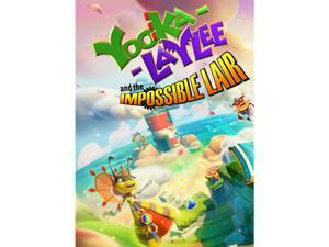 Yooka-Laylee and the Impossible Lair [Online Game Code]