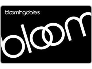 Bloomingdale's $50 Gift Card (Email Delivery)