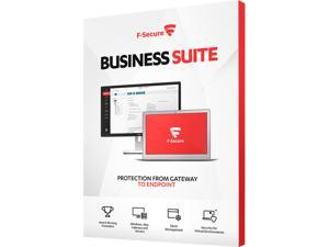 F-Secure Business Suite License (competitive upgrade and new) for 2 years (1-24), International