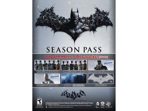 Batman: Arkham Origin Season Pass [Online Game Code]