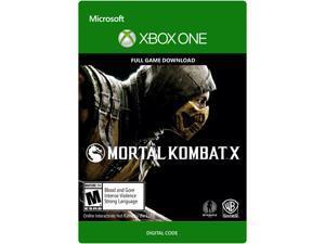 Mortal Kombat X Xbox One [Digital Code]