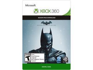 Batman: Arkham Origins Season Pass XBOX 360 [Digital Code]