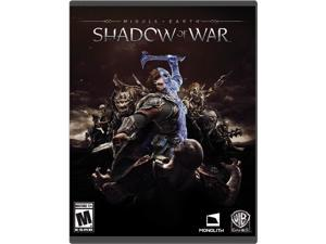 Middle Earth: Shadow of War - Standard Edition [PC Online Game Code]