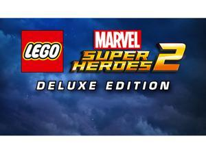 LEGO Marvel Super Heroes 2 - Deluxe Edition [Online Game Code]