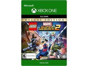 LEGO Marvel Super Heroes 2: Deluxe Edition Xbox One [Digital Code]