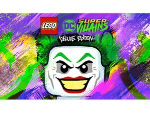 LEGO DC Super-Villains Deluxe Edition [Online Game Code]
