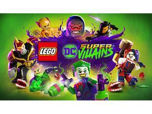 LEGO DC Super-Villains [Online Game Code]