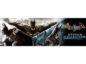 Batman: Arkham Collection [Online Game Code]