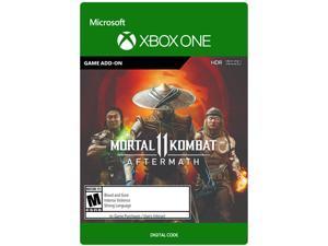 Mortal Kombat 11: Aftermath Xbox One [Digital Code]