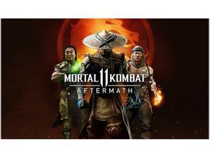 Mortal Kombat 11: Aftermath [Online Game Code]