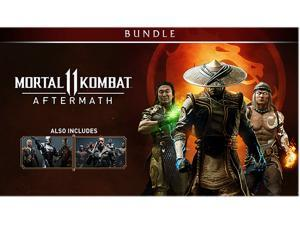Mortal Kombat 11: Aftermath + Kombat Pack Bundle [Online Game Code]