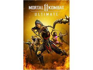 Deals on Mortal Kombat 11 Ultimate Edition PC Digital