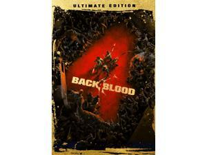 Back 4 Blood: Ultimate Edition for PC [Online Game Code]