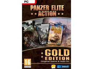Panzer Elite Action Gold  [Online Game Code]