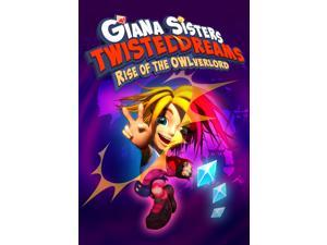 Giana Sisters: Rise of the Owlverlord  [Online Game Code]