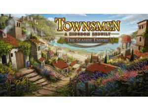 Townsmen - A Kingdom Rebuilt: The Seaside Empire  [Online Game Code]