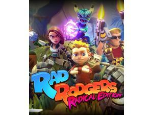 Rad Rodgers - Radical Edition  [Online Game Code]