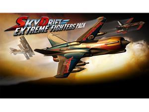 SkyDrift: Extreme Fighters Premium Airplane Pack  [Online Game Code]