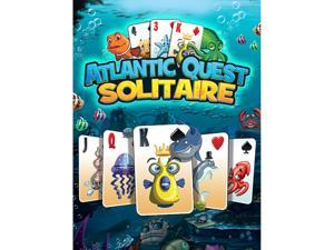 Atlantic Quest Solitaire [Online Game Code]