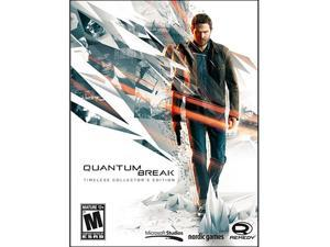 Quantum Break: Timeless Collector's Edition - PC