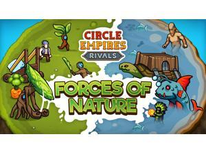 Circle Empires Rivals: Forces of Nature  [Online Game Code]