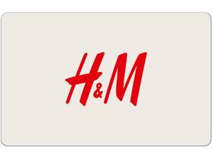 H&M $50 Gift Card (Email Delivery)