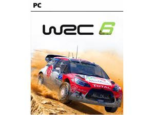 WRC 6 FIA World Rally Championship [Online Game Code]