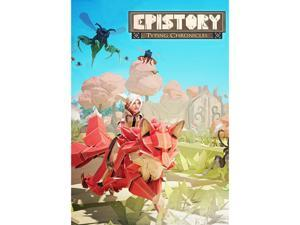 Epistory - Typing Chronicles [Online Game Code]